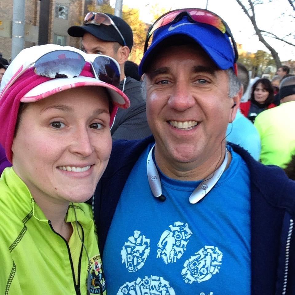 The IMT Des Moines Marathon (1/2)