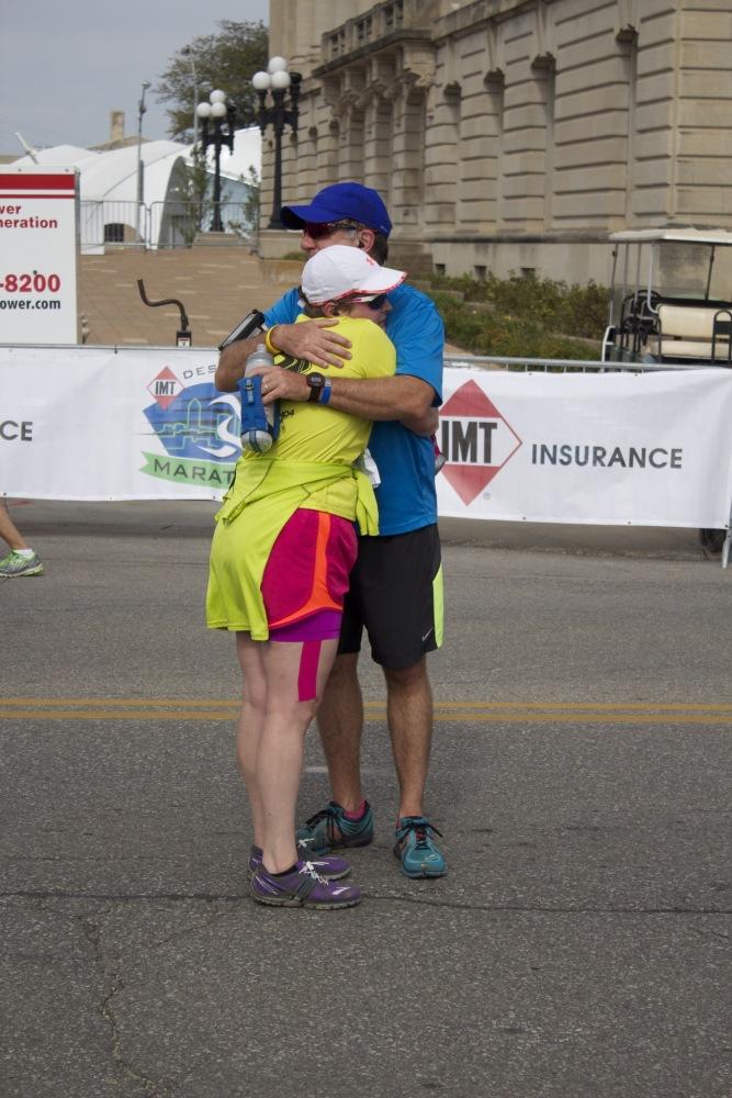 The IMT Des Moines Marathon (2/2)